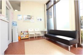 受付・待合室のイメージ