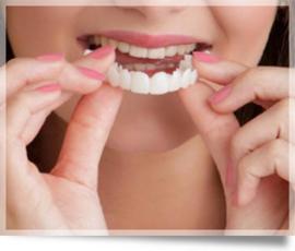 歯の極薄マウスピース snaponsmile 1
